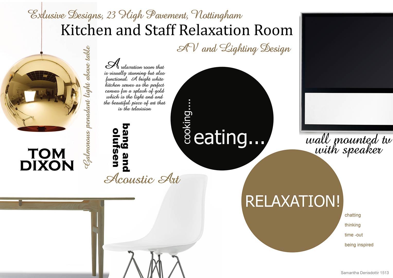 National Design Academy BA Interior Design Presentation 16