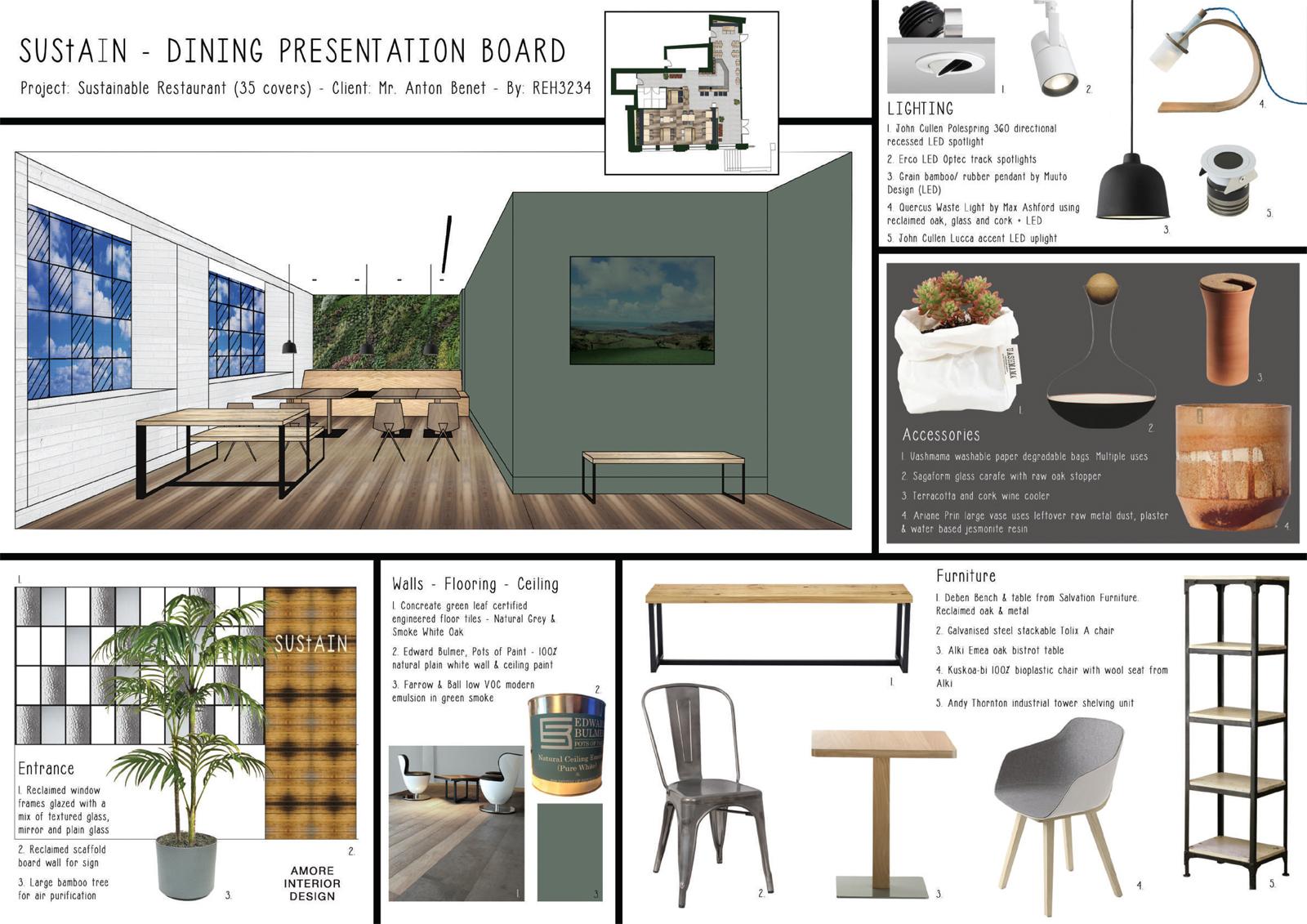 National Design Academy BA Interior Design Presentation 12