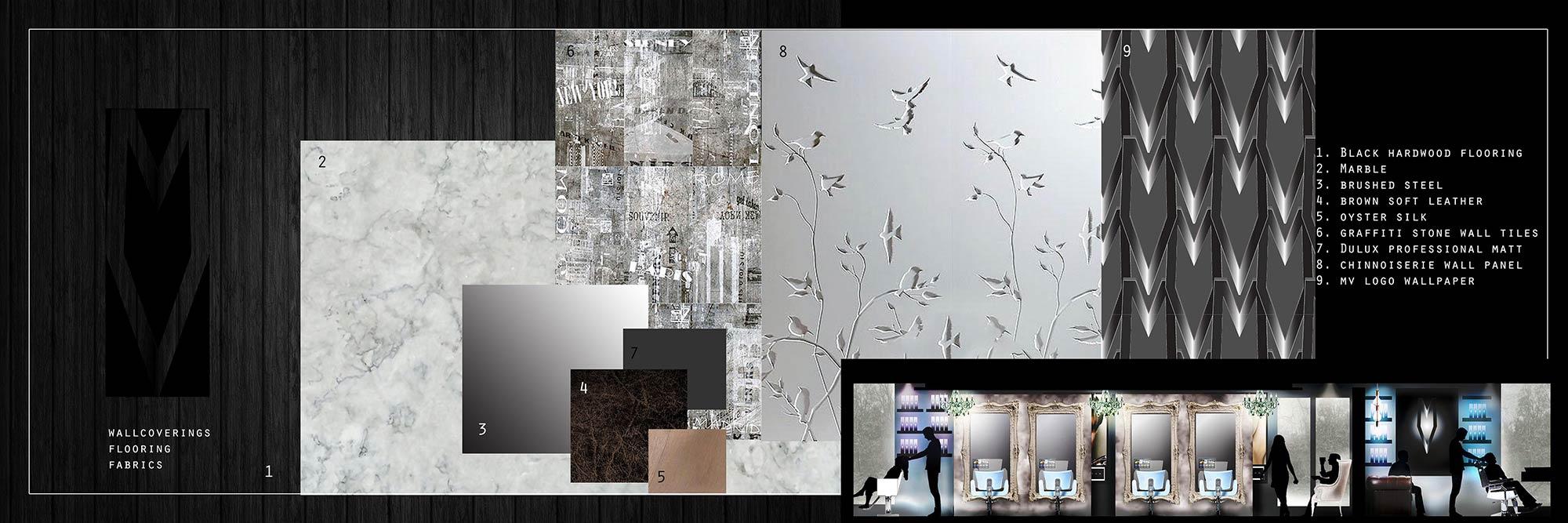 National Design Academy BA Interior Design Presentation 09