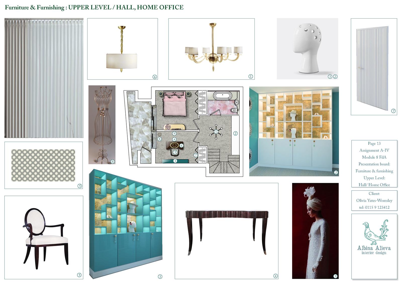 National Design Academy BA Interior Design Presentation 05