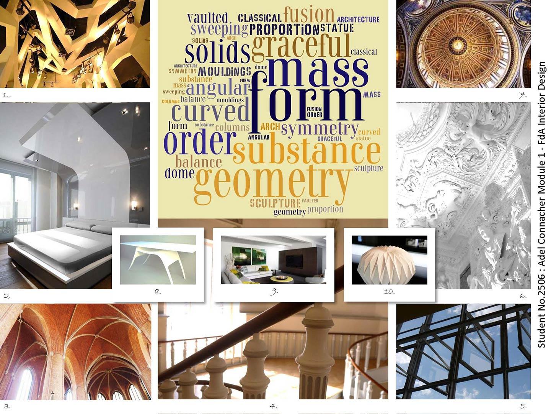 National Design Academy BA Interior Design Presentation 27