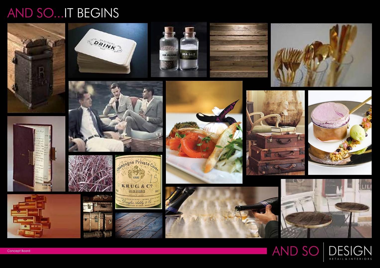 National Design Academy BA Retail Design Presentation 01