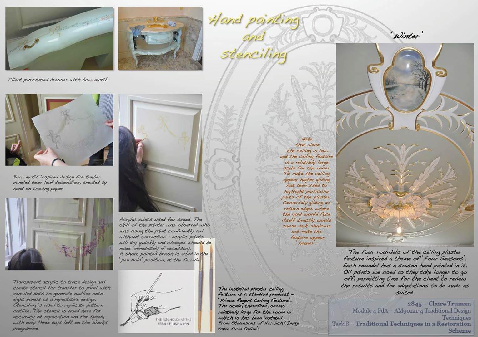 National Design Academy BA Heritage Design Presentation 05
