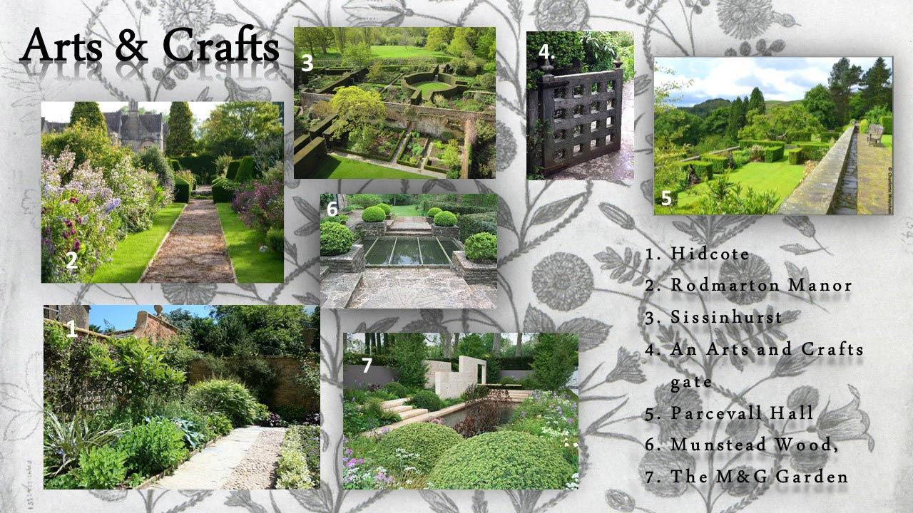 National Design Academy Diploma Garden Design Presentation 14