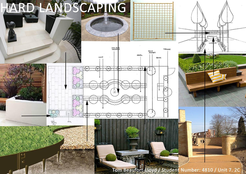 National Design Academy Diploma Garden Design Presentation 04
