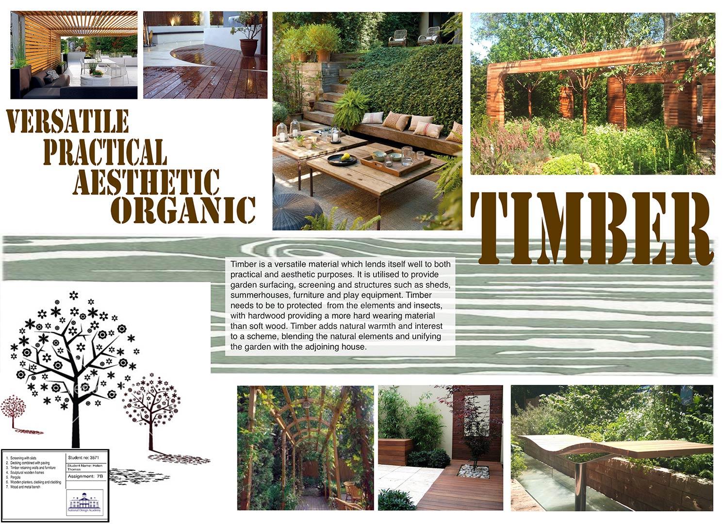 National Design Academy Diploma Garden Design Presentation 03