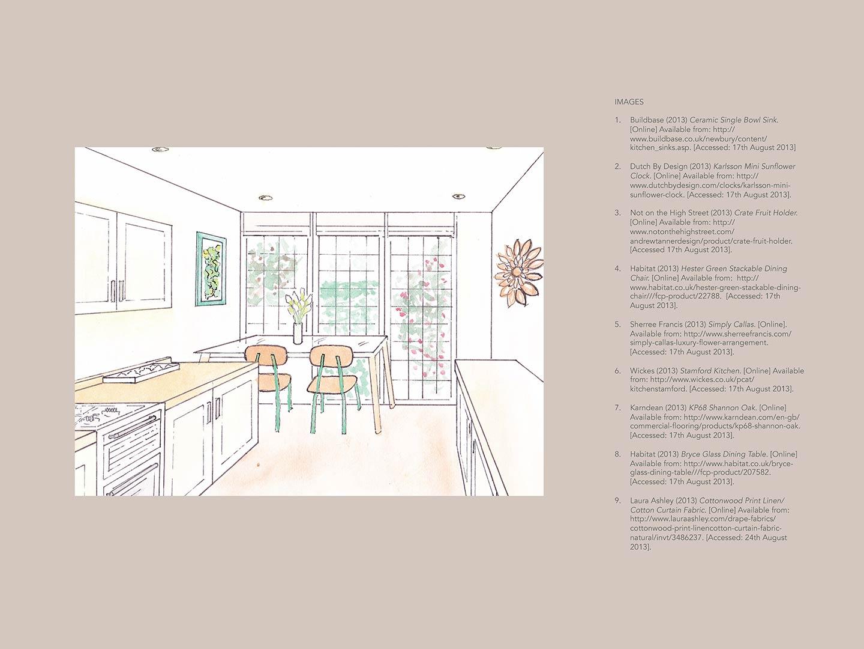 ba hons interior design visuals
