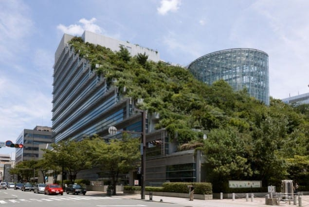 vertical gardens and sustainable design