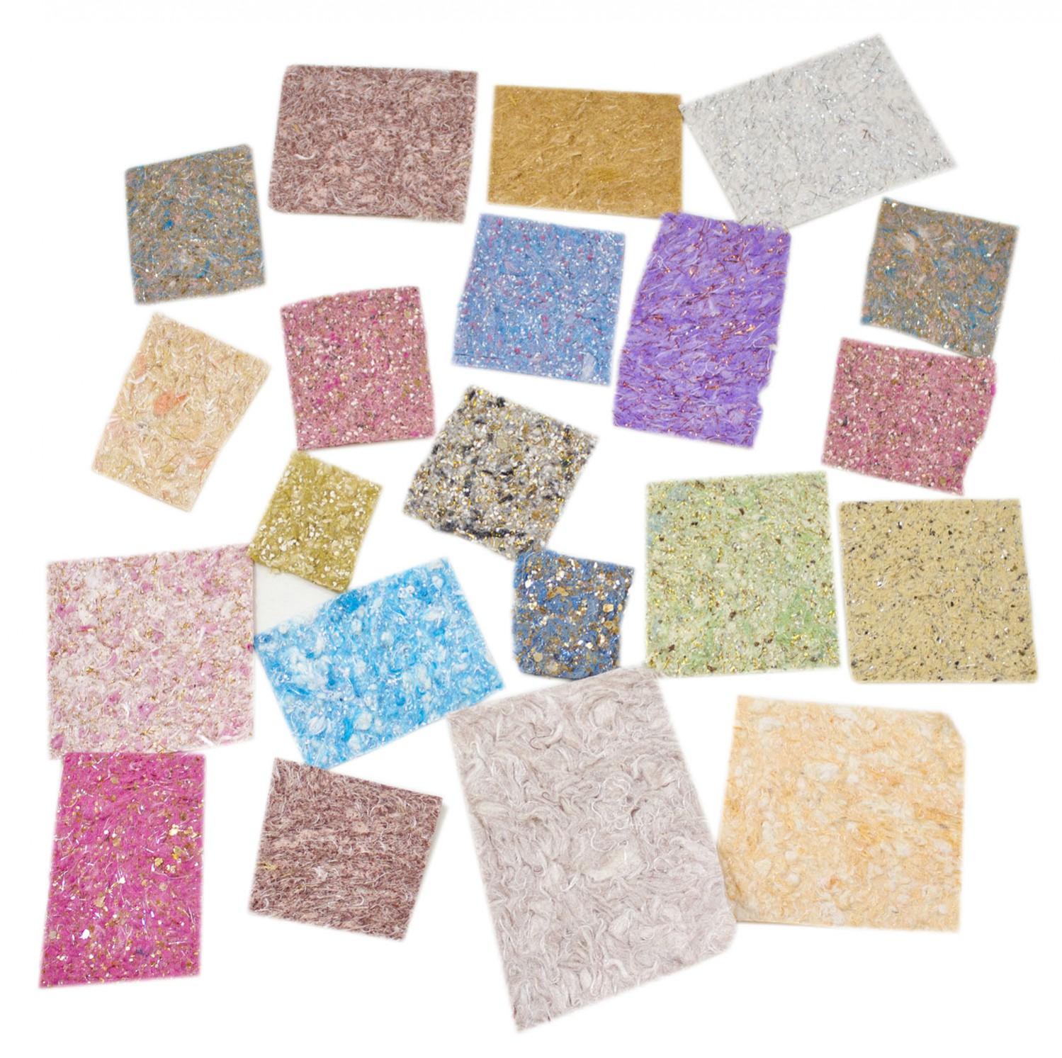 Liquid wallpaper waste paper do it yourself 19