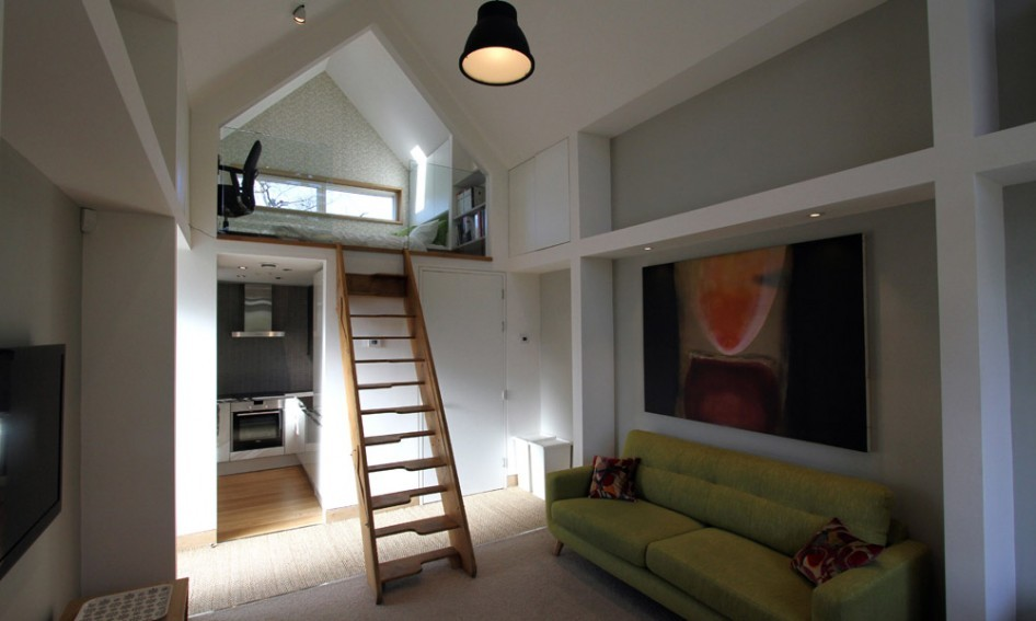 Micro Homes And Small Space Living Ideas