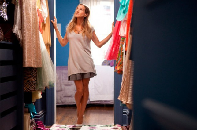 Carrie Bradshaw Sex and the City Set Design Inspired Interior Design Ideas