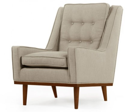 Scott armchair by Made.com SATC 2 inspired Interior design ideas.