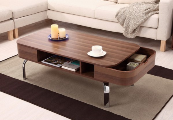 SATC 2 Set Design inspired furniture and soft-furnishings. The American Berkley Modern Coffee Table to recreate Carrie's living room