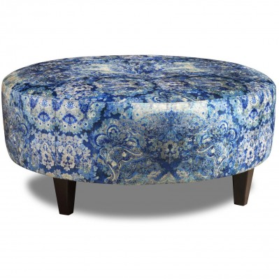Recreate Carries living room with a Tracy Porter Annistion Cocktail Ottoman. Sex and the city 2 set design inspired interior trends.