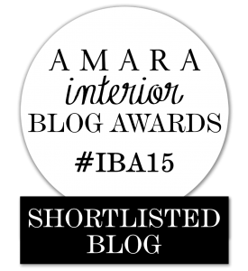 Amara interior blog award shortlisted blog 2015