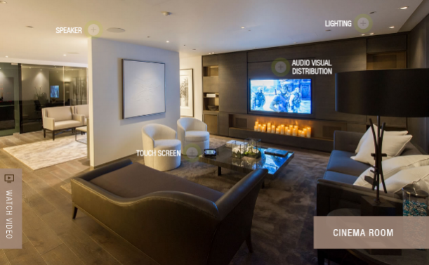 The NDA visit the London Design Festival. The Lighting IQ seminar was held at the beautifully designed Cinema Room within the Crestron showroom in Chelsea Harbour.