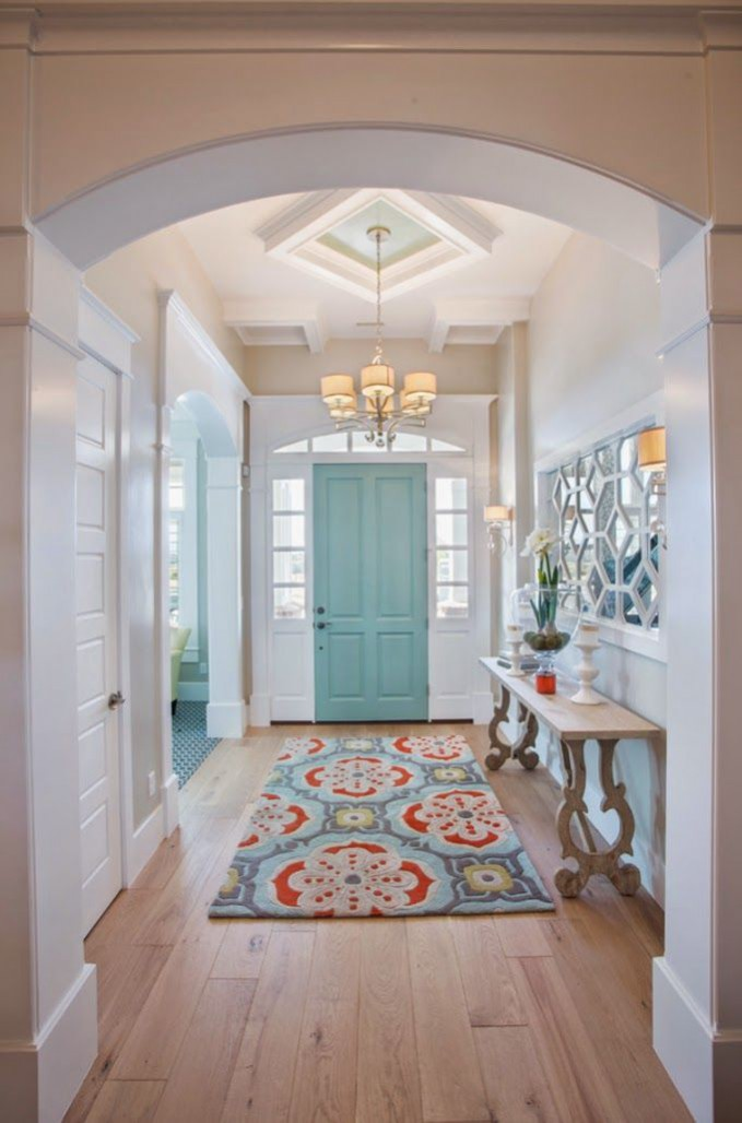 Hallway Flooring Ideas National