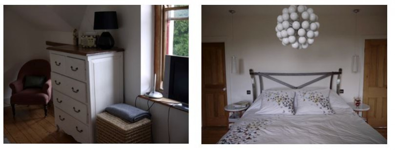 National Design Academy student Carolyn has successfully been shortlisted for the submission of her Welsh Victorian Townhouse Retrofit project within the student/graduate category. Close ups of the Master bedroom drawers and statement cluster lamp.