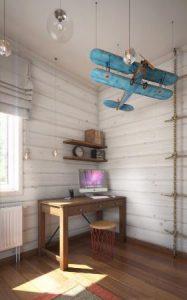 childrens interior design far-away lands