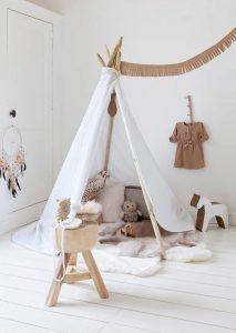 petit scandi childs bedroom interior design
