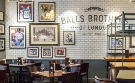 Balls Brothers Wine Bar