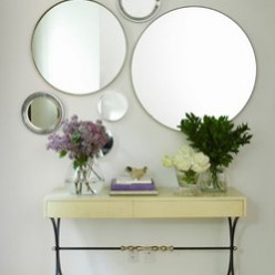 wall art mirrors