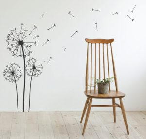 interiors wall decal