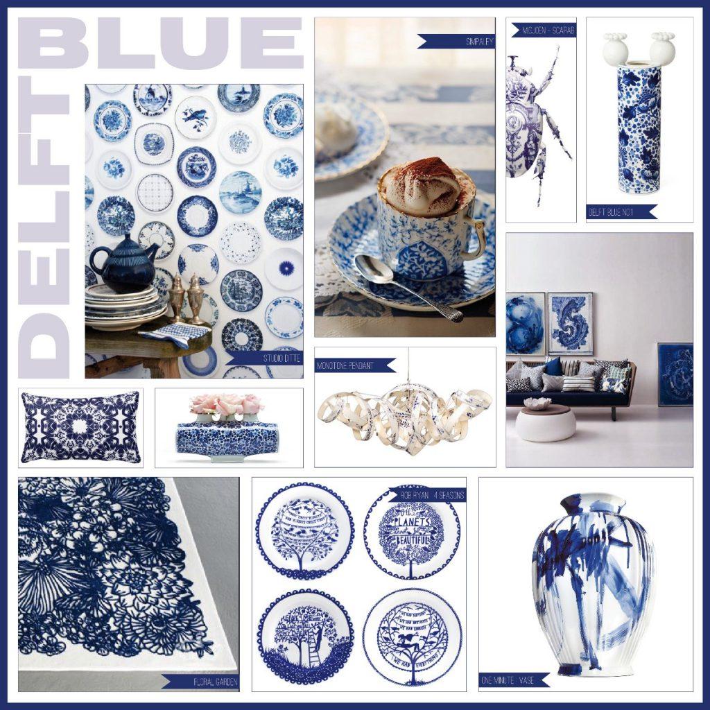 delftware blue