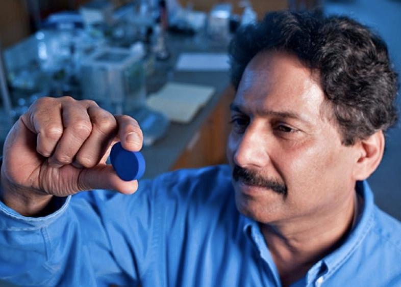 Chemist Mas Subramanian - Found of YInMn Blue