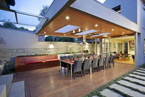 Design Technology and Materials for Outdoor Living