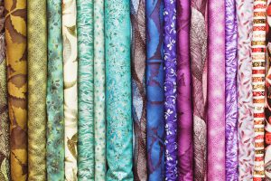 FABRIC, DESIGN SELECTION AND COLOUR THEORY