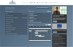 VLS Virtual Learning Studio screenshot