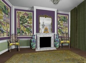 BA (Hons) Heritage Interior Design