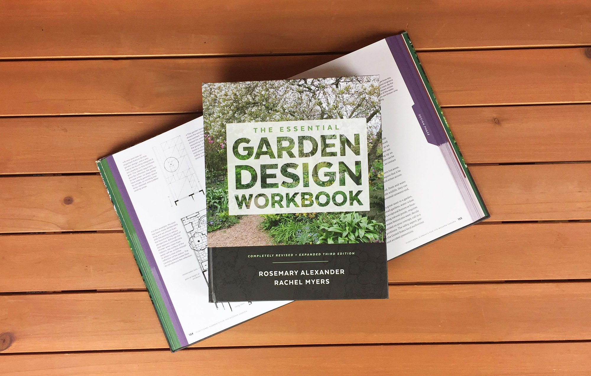 The Essential Garden Design Workbook Book Review National