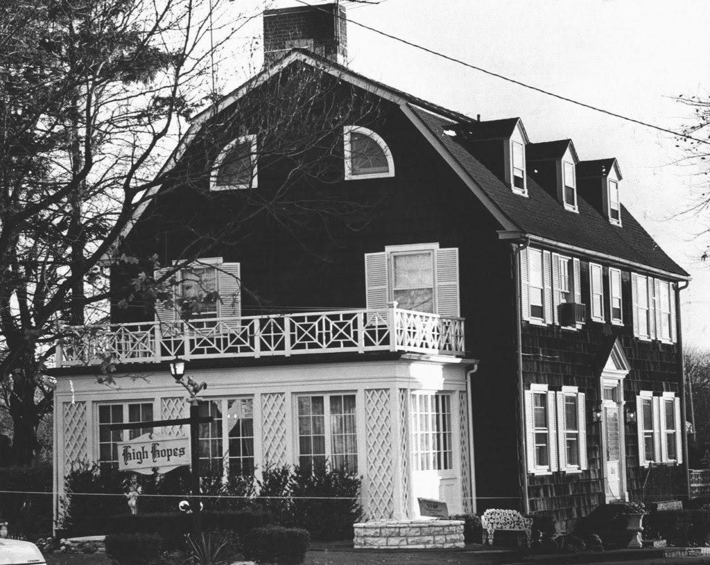 Hereditary Amytiville house
