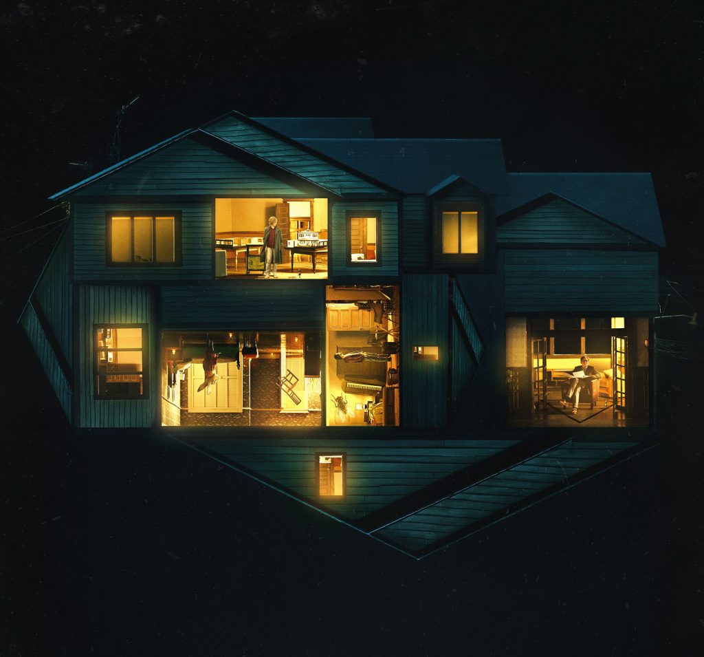 Promo art Hereditary