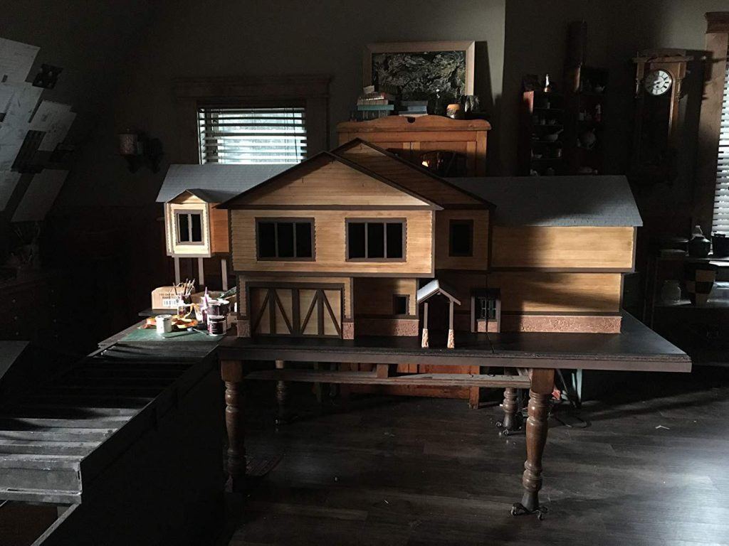 Model of the house Hereditary