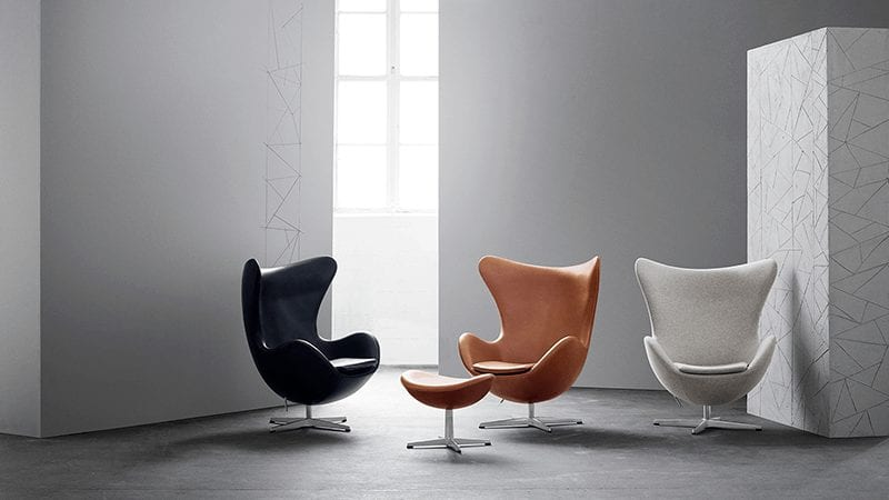 Furniture Design: The Egg CHair