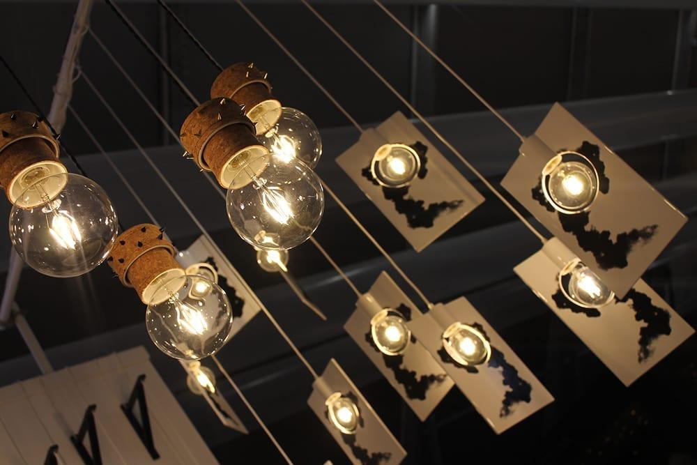 Dazzling Lights At Dubai Design Week