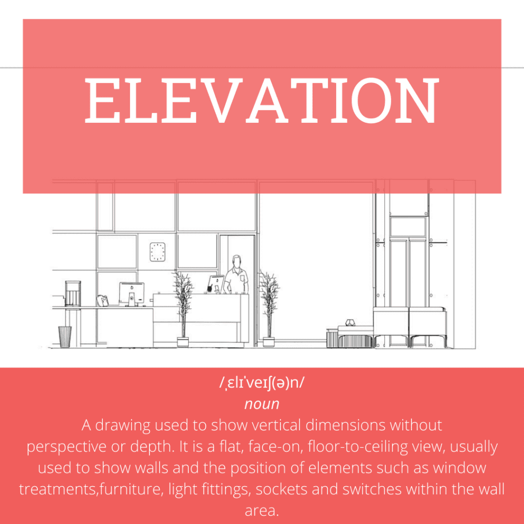elevation definition