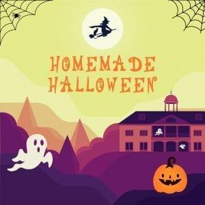 Homemade Halloween