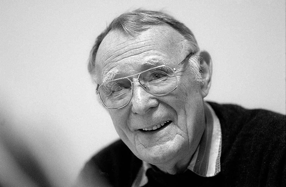 Ingvar Kamprad The Man Who Helped Britain Chuck Out