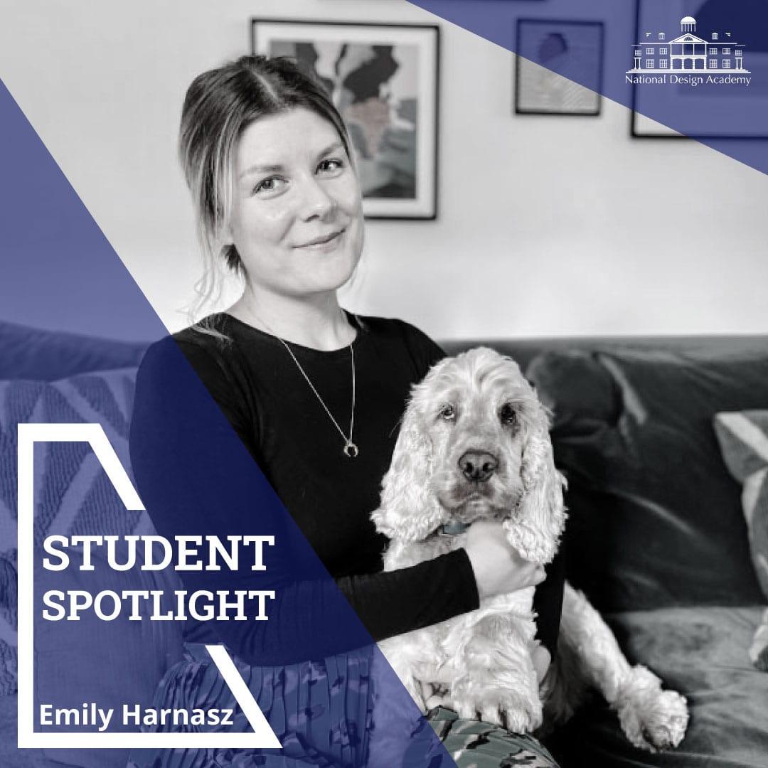 Interior Design Diploma Student Emily Harnasz