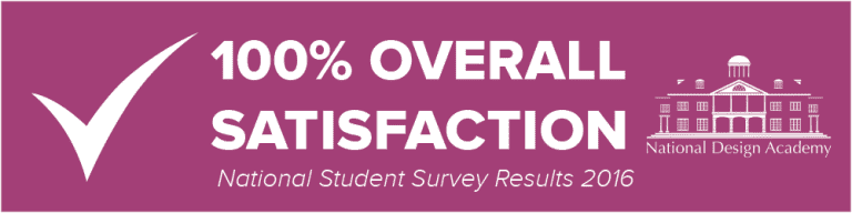 National Student Survey 2016 - National Design Academy