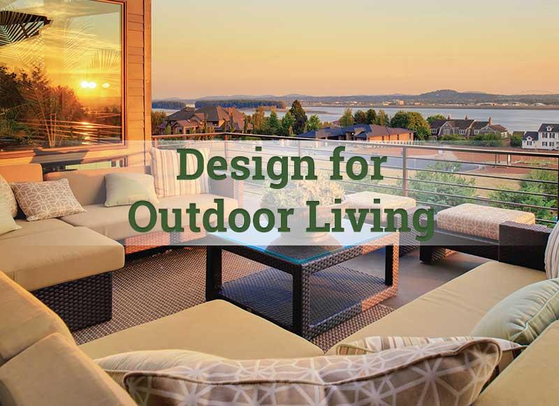 Outdoor living online degree