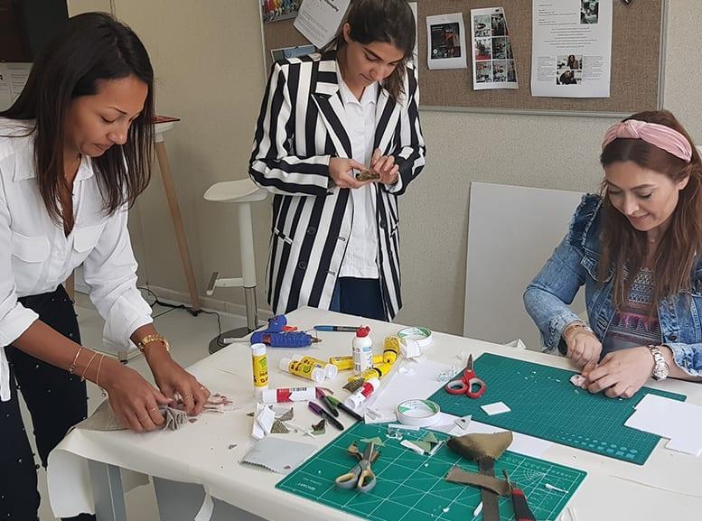 Nda Dubai In Studio Diploma In Professional Interior Design