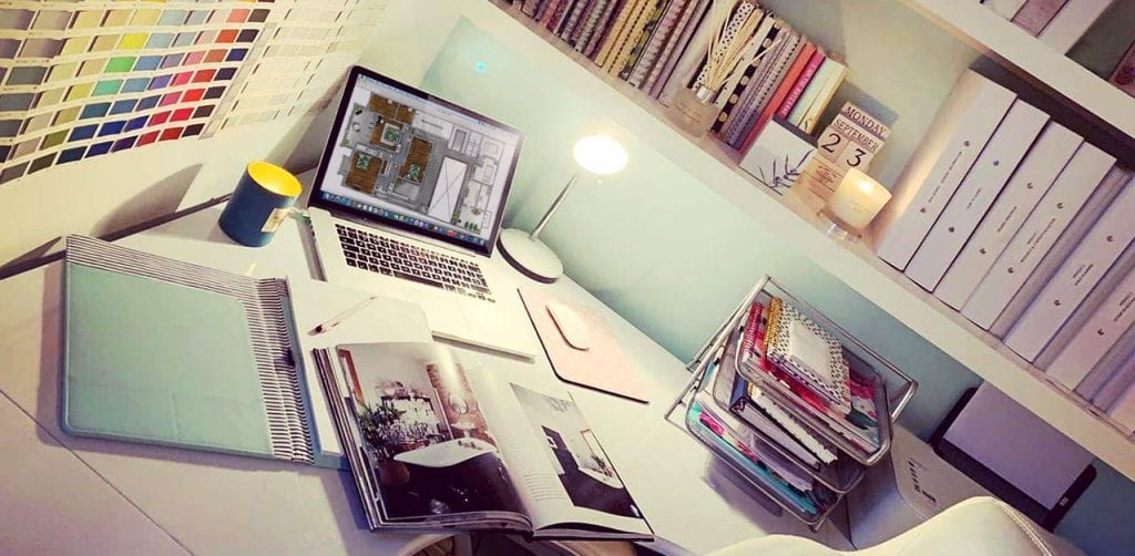 15 steps to becoming an interior designer