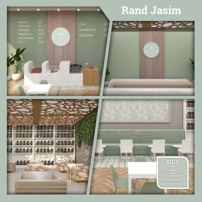 BA Interior Design Degree Student Rand Jasim