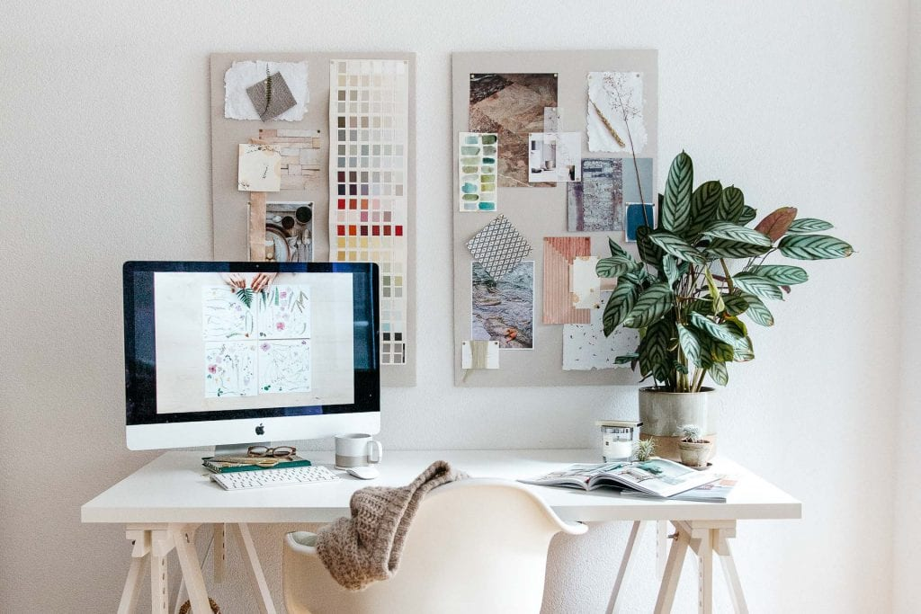 interior design home office