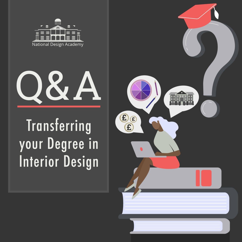 Transferring your degree